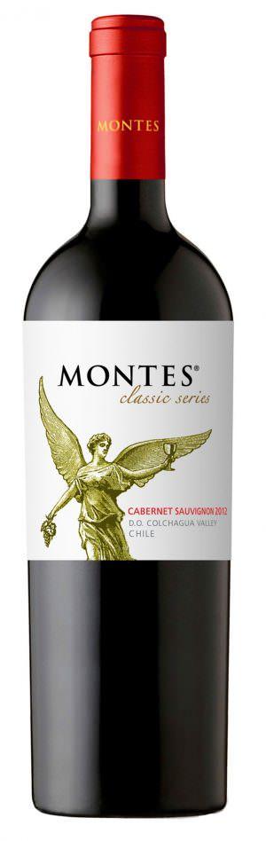 Montes Classic Series Cabernet Sauvignon 75cl