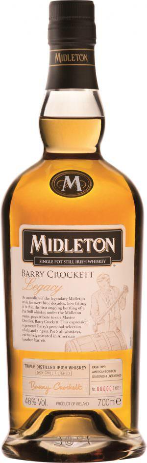 Midleton Barry Crockett Legacy 70cl