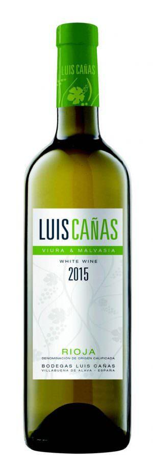 Luis Canas Rioja Blanco 75cl