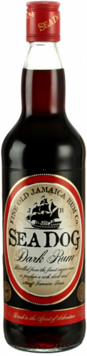 Sea Dog Jamaican Rum 70cl