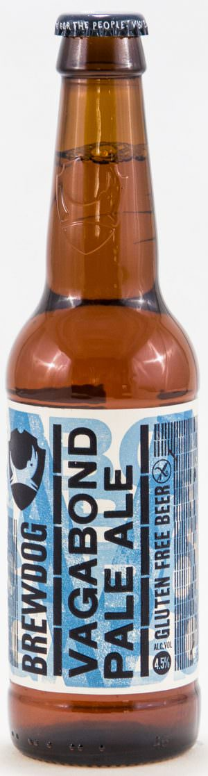 Brewdog Vagabond Gluten Free Pale Ale 33cl Bottle