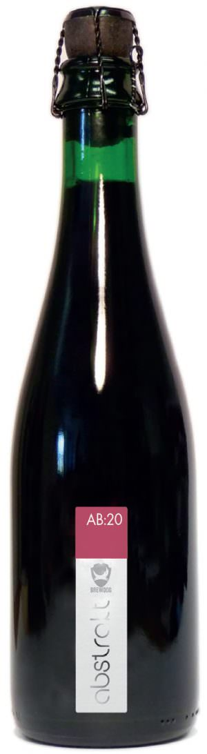 Brewdog Abstrakt AB:20 Tiramisu Barley Wine 33cl Bottle