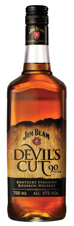 Jim Beam Devil's Cut 70cl