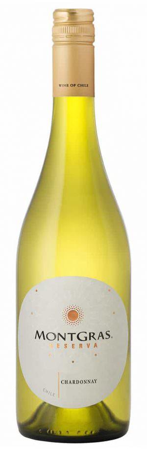 Montgras Reserve Chardonnay 75cl