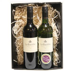 La Bastille 75cl Twin Pack Wine Hamper