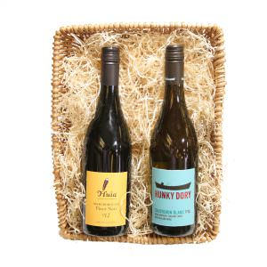 New Zealand 2 Bottle Wine Hamper