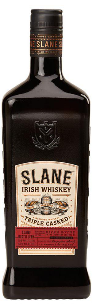 Slane Triple Casked Whiskey 70cl