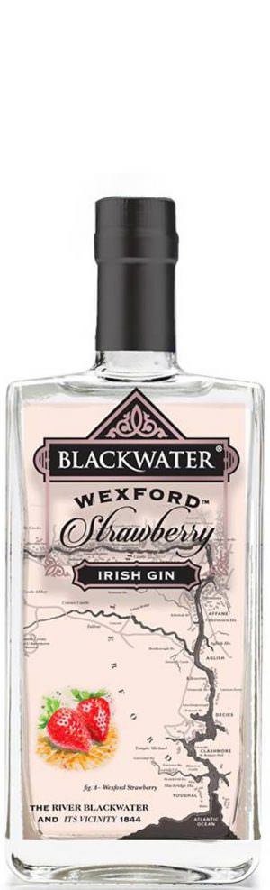 Blackwater Strawberry Gin 70cl