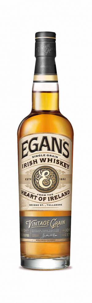 Egan's Single Grain 8 Year Old 70cl