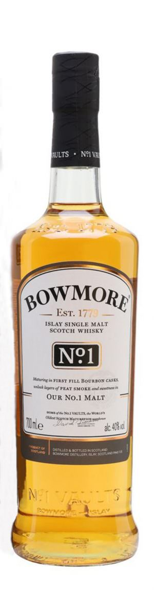Bowmore No1 70cl