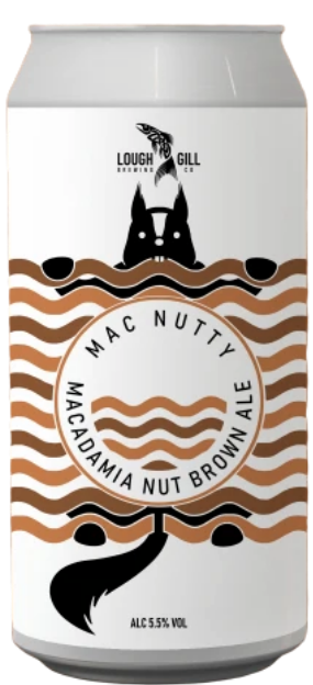 Lough Gill - Mac Nutty Brown Ale