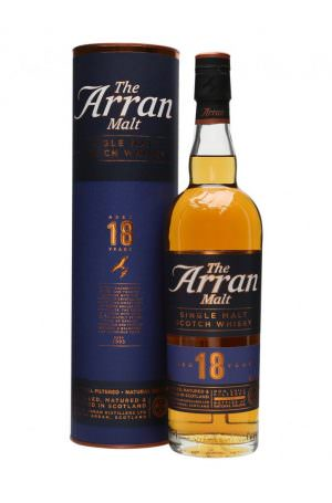 Arran Single Malt 18 Year Old 70cl