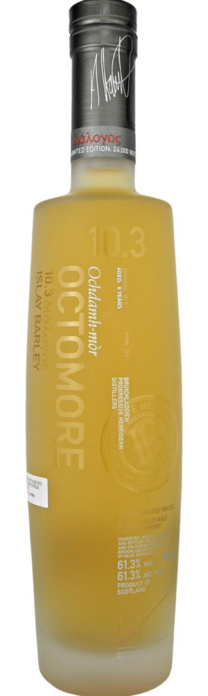 Octomore 10.3 61.3%