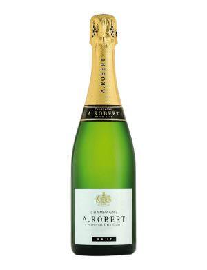 A. Robert Brut Champagne 75cl