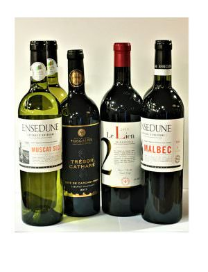 Wine Centre Exclusive, Southern France Collection