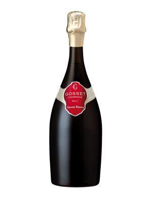 Gosset Brut Grand Reserve Champagne 75cl