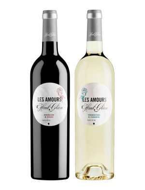 Les Amours Organic 75cl Twin Pack