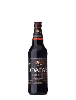 O'Hara's Irish Stout 50cl Bottle