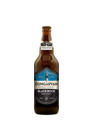 Dungarvan Black Rock Stout 50cl Bottle