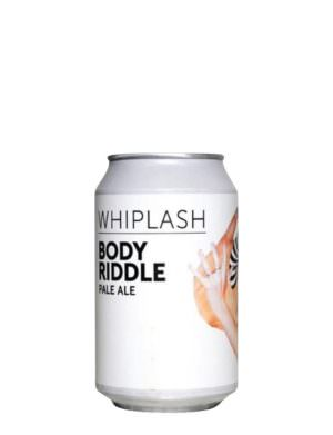 Whiplash -  Body Riddle - Pale Ale 33cl Can