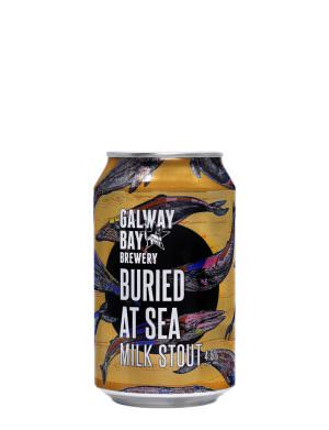 GalwayBay, Buried at Sea 33cl Can