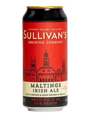 Sullivan's Maltings Red Ale 5% 44cl Can