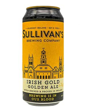 Sullivan's Irish Gold 5% 44cl Can