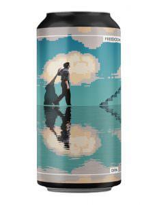 O Brother Brewing - FREEDOOM 8.4% DIPA