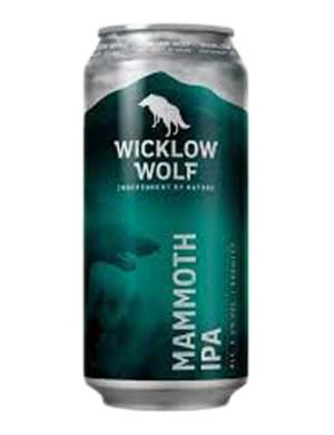Wicklow Wolf Mammoth IPA 6.2% 44cl Can