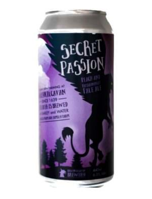 Ballykilcavan Secret Passion Pale Ale 6.5% 44cl Can