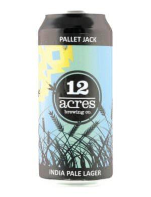 12 Acres - Pallet Jack IPL 44cl Can