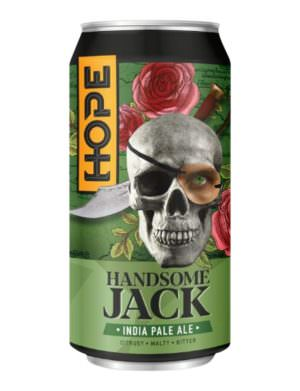 HOPE Handsome Jack IPA 6.6% 44cl Can