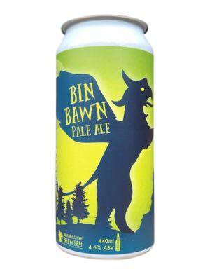 Ballykilcavan -  Bin Bawn - Pale Ale- 4.6% 44cl Can