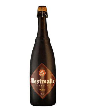 Westmalle Trappist Dubbel Ale 75cl Bottle