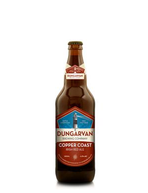 Dungarvan Copper Coast Red Ale 50cl Bottle