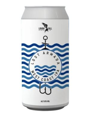 Lough Gill - Lost Armada West Coast IPA 44cl Can