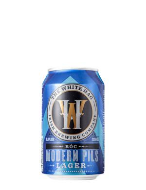 White Hag 'Roc' Pilsner Lager 33cl Can
