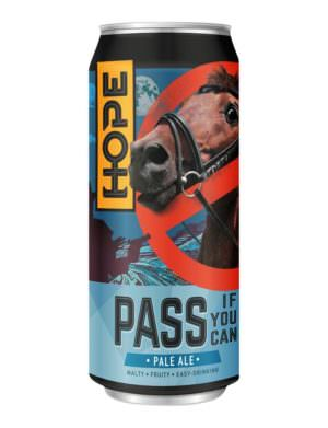 HOPE Pass if You Can PA 4.6% 44cl Can