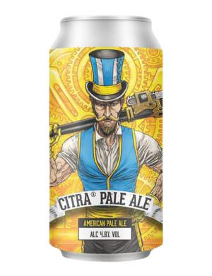 YellowBelly, Citra Pale Ale 4.8% 44cl Can