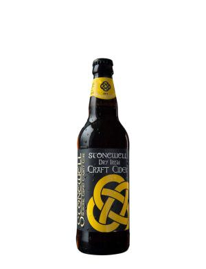 Stonewell Dry Cider 50cl Bottle