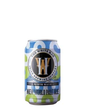 White Hag, Ninth Wave New World IPA 5.4% 33cl Can