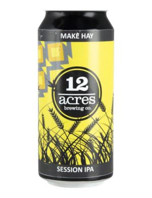12 Acres - Make Hay Session IPA 44cl Can