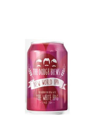 White Hag The Dough Brews NWIPA 5.4% 33cl Can