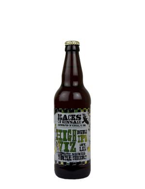 Black's of Kinsale High Viz Double IPA 50cl Bottle