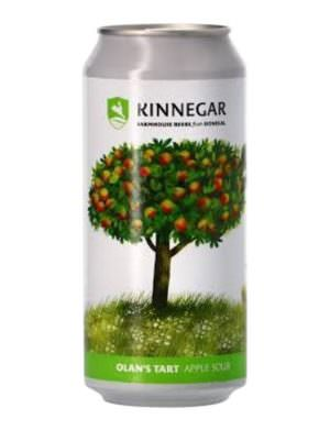 Kinnegar Olan's Tart 44cl Can