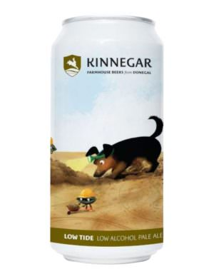 Kinnegar Low Alcohol Pale 0.5% 44cl Can