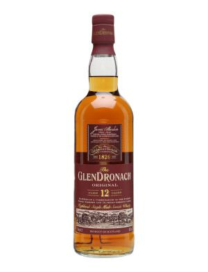 GlenDronach, Original 12 Year Old Single Malt 70cl