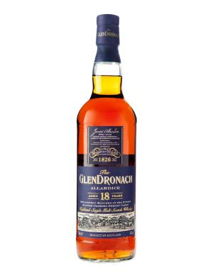 GlenDronach, Allardice 18 Year Old Single Malt 70cl