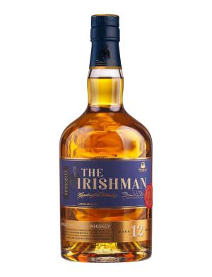 The Irishman Single Malt 12 Year Old 70cl