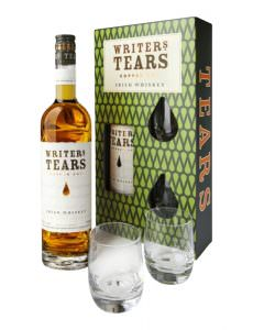 Writers Tears Glass Gift Pack